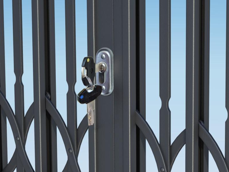 Cancelli estensibili di sicurezza realizzati su misura for Cancelli estensibili spagnoli